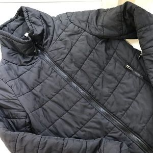 Fabletics Black Winter Jacket